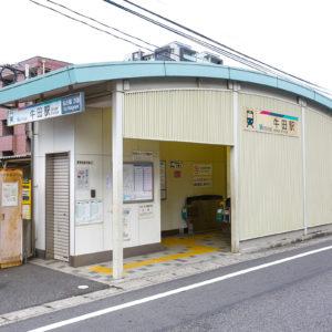 (駅)牛田駅_知立市周辺