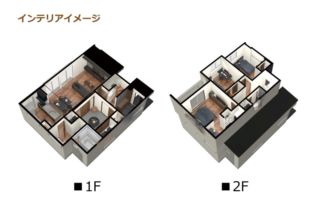 5_間取図_plan2_豊田市花園町Ⅳ_インテリアイメージのみ