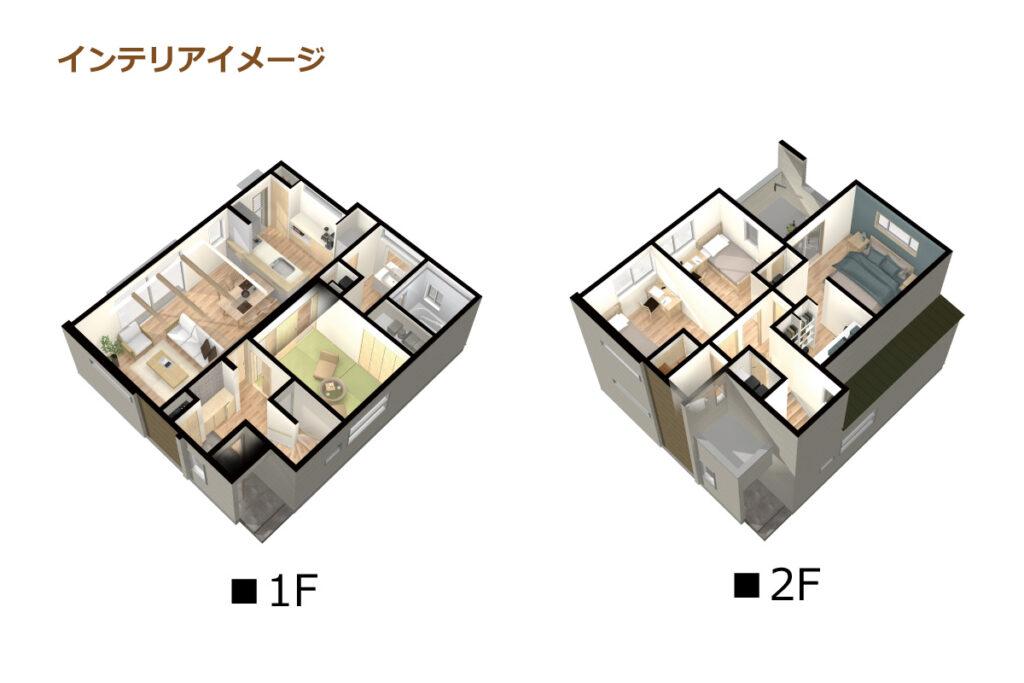 5_間取図_plan5_豊田市花園町Ⅳ_インテリアイメージのみ