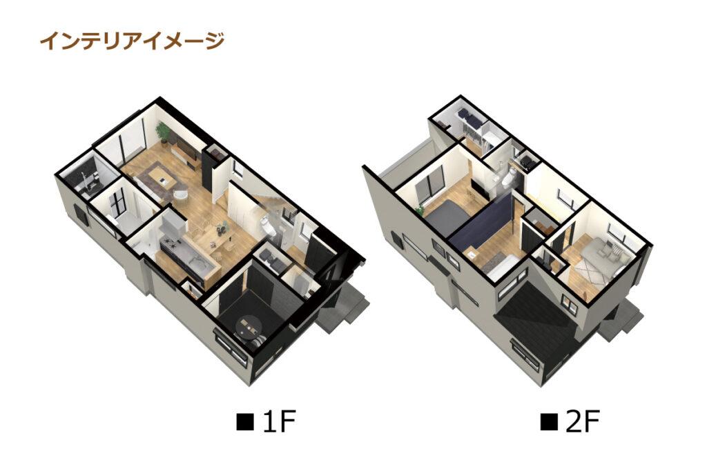 5_間取図_plan1_東海市富木島町Ⅵ_インテリアイメージのみ