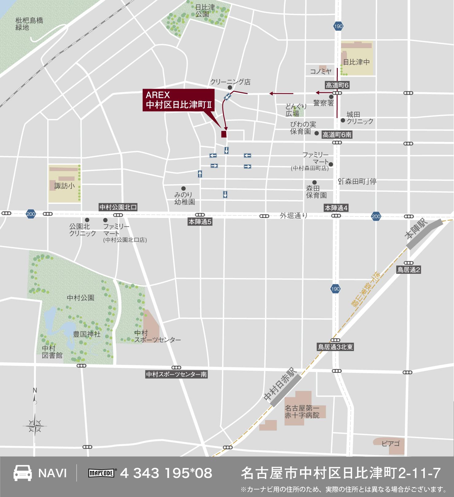 3_地図_中村区日比津町2