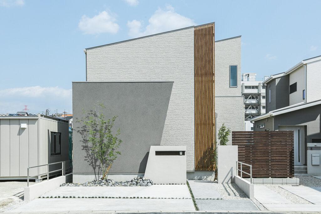 日進モデルハウス‗外観