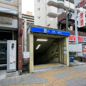 (駅)黒川駅4番出口_北区周辺
